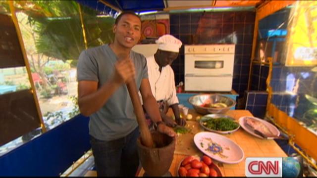 A taste of Senegal