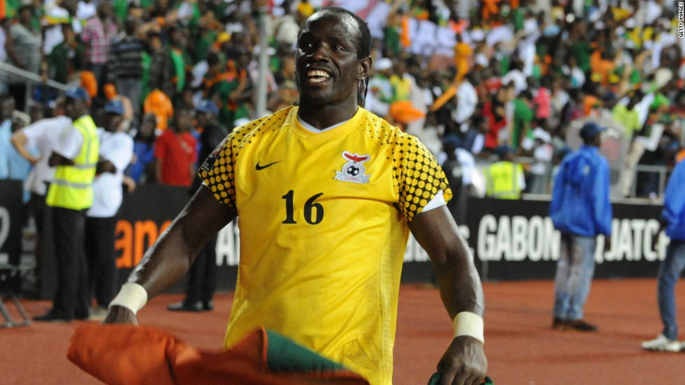 Zambia goalkeeper Kennedy Mweene was the hero on Sunday, saving Kolo Toure's spot-kick before Gervinho also missed the target for the Ivorians.