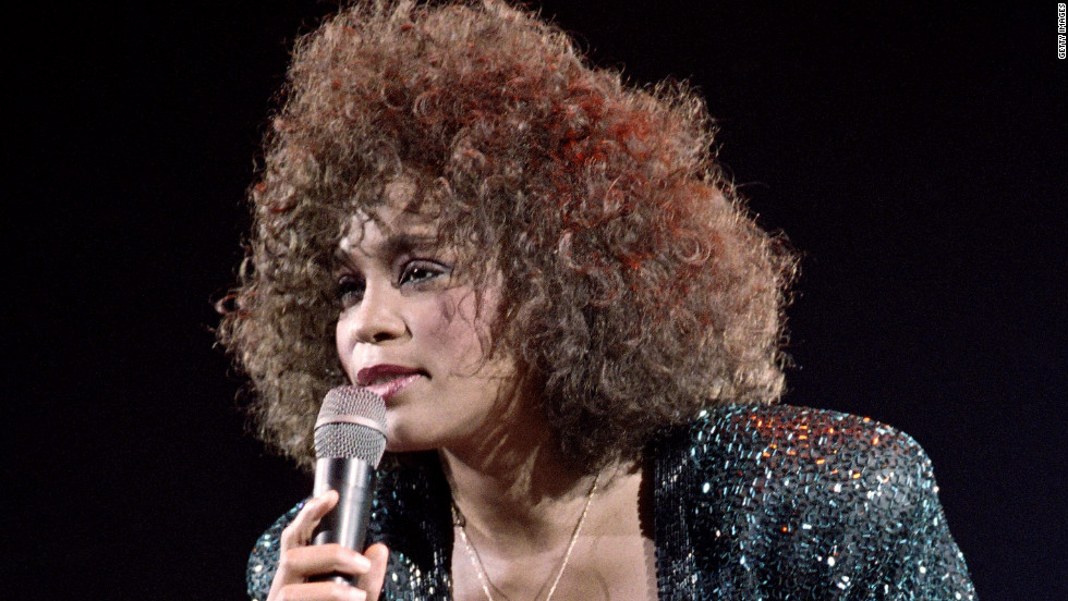 Whitney Houston died in February on the eve of the Grammys.