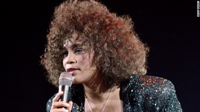 Whitney Houston's death 'surreal'