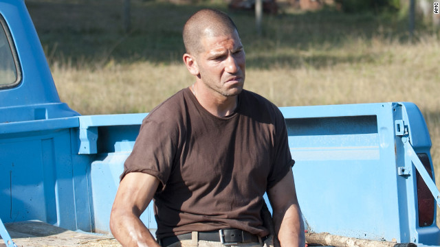 """What we've always been trying to do is a genre piece, a zombie show, but ... not be cute or campy,"" Jon Bernthal says.."