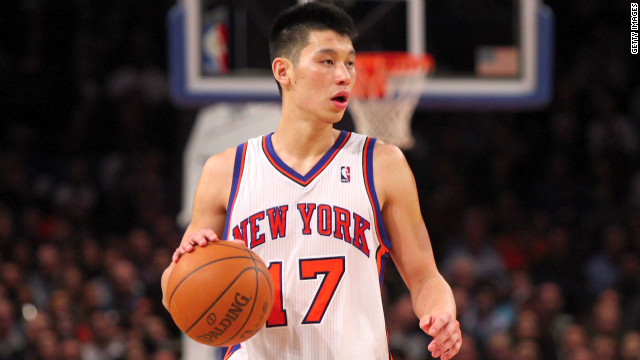 Lin setting the NBA abuzz