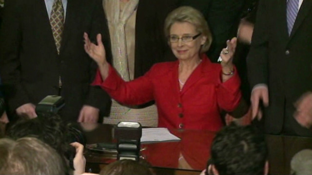 Gov. Gregoire's passion for equality