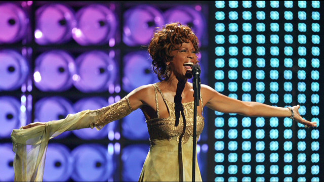 Grammy winners remember Whitney