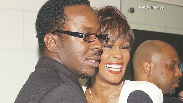 Whitney Houston's battle with drugs