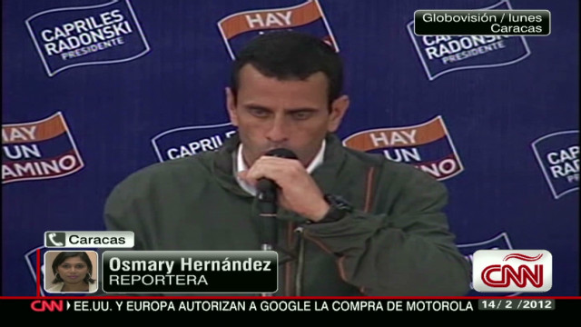 venezuela capriles presidential candidate _00004124