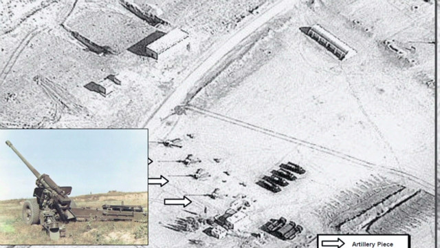 Increased intelligence activity in Syria