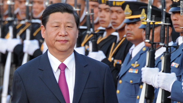China's vice president set to meet Obama