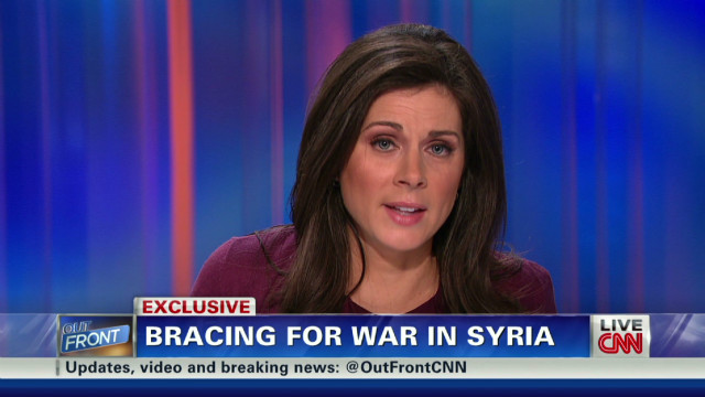Bracing for war in Syria
