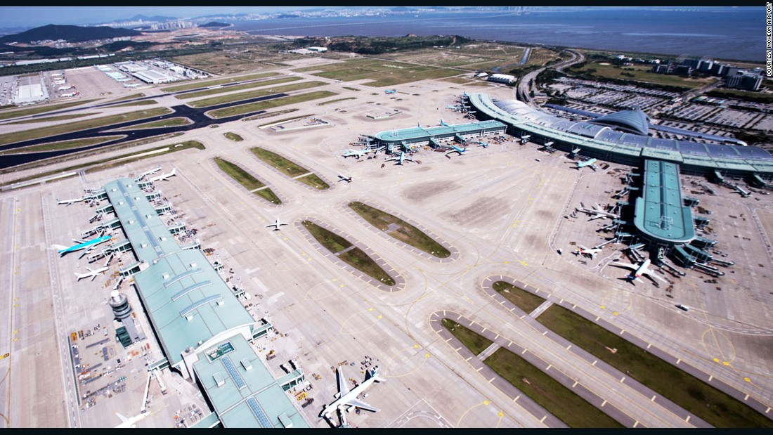 South Korea's Incheon Airport has been runner-up since 2013.