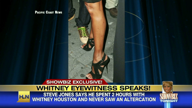 Witness: No Whitney altercation occurred