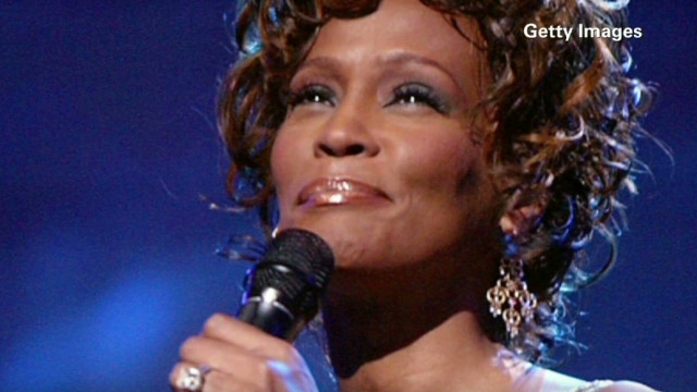 Plans for Whitney Houston's funeral