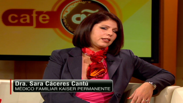 CAFE CNN IMPORTANCE OF CHILDREN YEARS SARA CACERES CANTU  _00012322