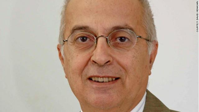 David Menashri