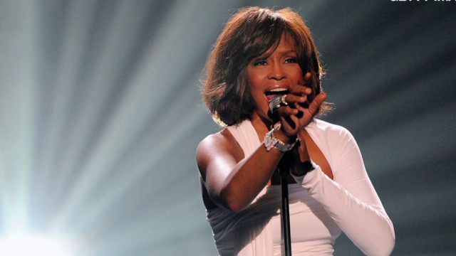 Whitney 'Sparkle' performance 'amazing'
