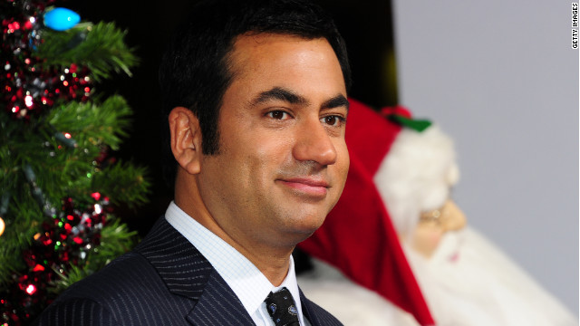 "Kal Penn recently had a recurring role on CBS' ""How I Met Your Mother."""