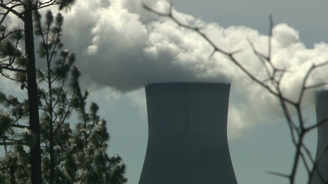 Georgia county embraces nuclear reactor