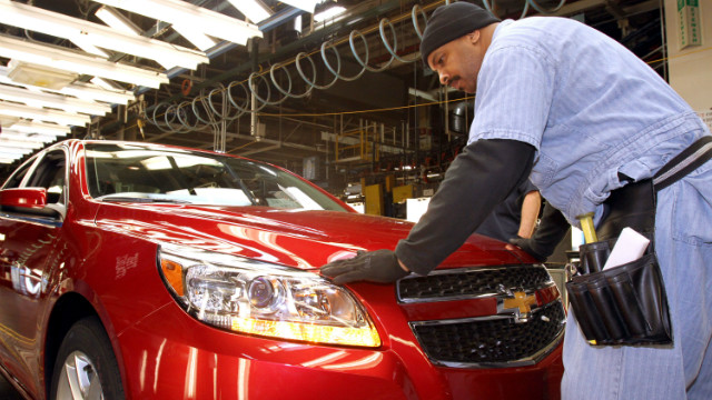 General Motors Fast Facts