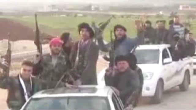 Northern Syrian militants fear massacre
