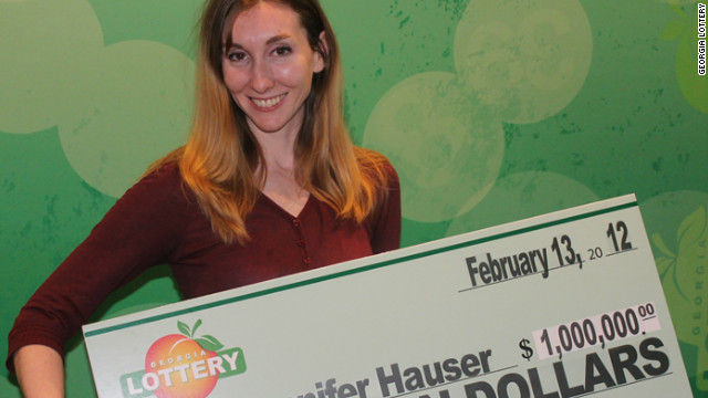 CNN producer wins lottery twice