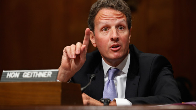 Treasury Secretary Timothy Geithner testifies before the Senate Budget Committee about the Obama Administration's FY2013 federal budget.