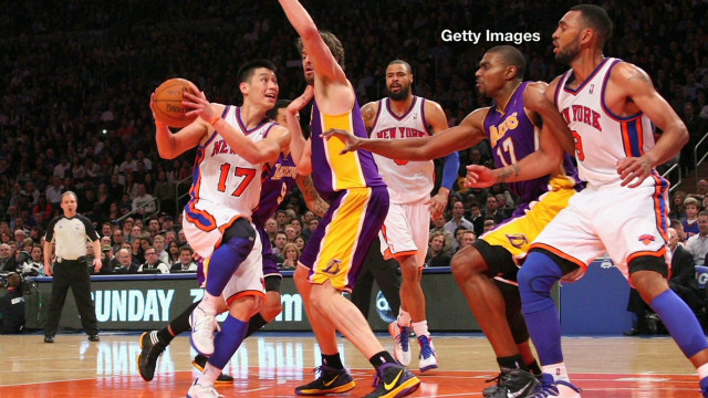 Jeremy Lin's lessons for success