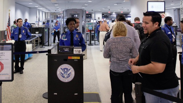 The TSA has loosened rules for domestic screening of liquids purchased at duty-free airports abroad.