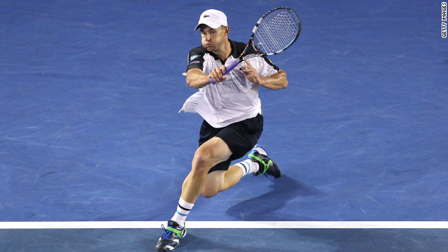 American Andy Roddick has won the SAP Open on the occasions -- in 2004, 2005 and 2008.
