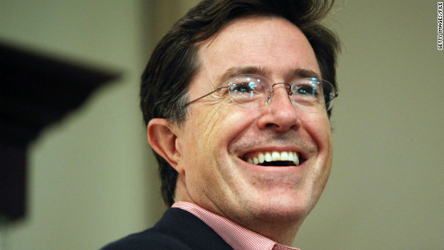 Stephen Colbert hasn't made any statements publicly about why his show is on pause.