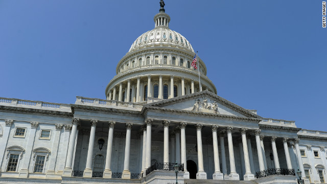 Source: Man tries to attack U.S. Capitol