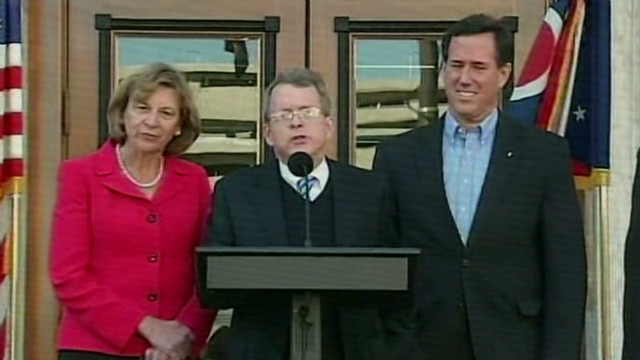 DeWine: 'I was wrong' to endorse Romney
