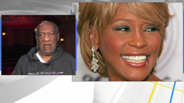 Cosby: 'Houston's death not a shock'