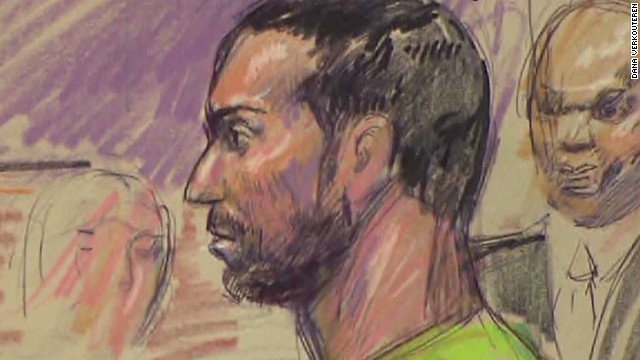 Capitol suicide attack suspect in court
