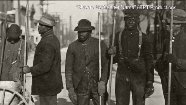 Author: Civil War didn't end slavery