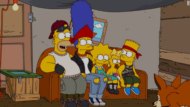 """I think the fact that the characters don't age is key,"" Al Jean, ""The Simpsons"" executive producer, said."