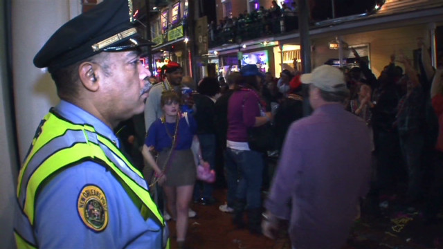 French Quarter curfew: No kids under 16