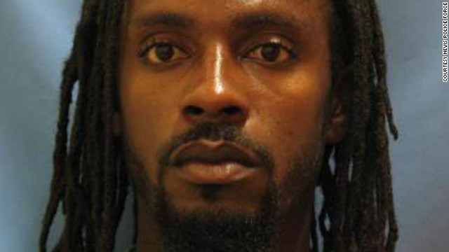 Police arrested Vedel Browne, 28, a suspect in the recent armed robbery of Supreme Court Justice Stephen Breyer.