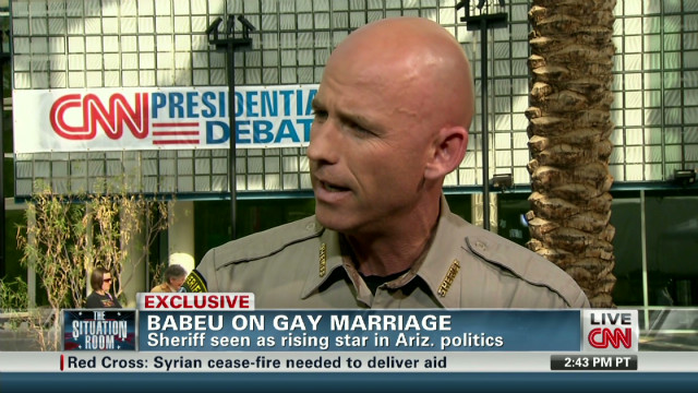 Same-sex marriage This Just In - CNNcom Blogs