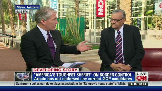 'America's Toughest Sheriff'