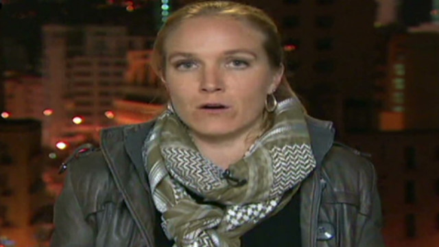 arwa damon reporting syria jim clancy_00012418