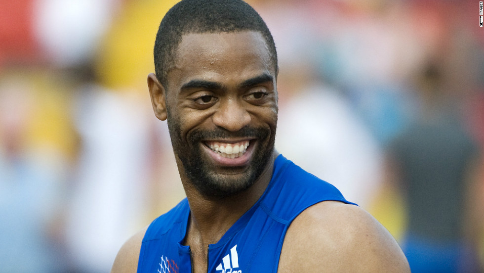 American sprinter Tyson Gay says he's in his prime and fit and ready for the London Olympics.