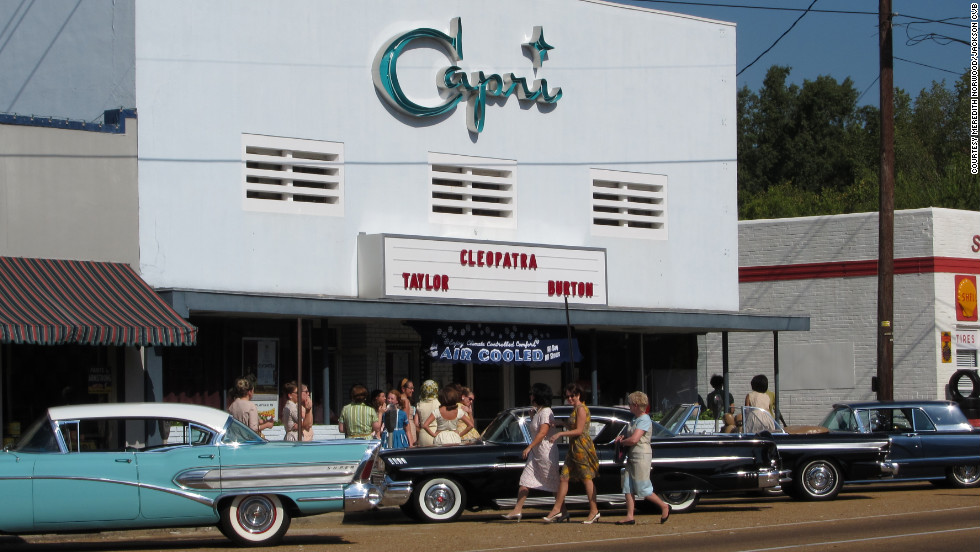 Some filming was done in Jackson, though much of the movie was shot in Greenwood, Mississippi.