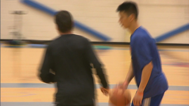Jeremy Lin's rise to the top