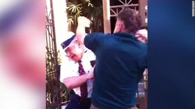 53-year-old Glen Horlacher was arrested by Anaheim Police Department.