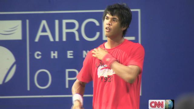 Meet India's tennis 'prince'