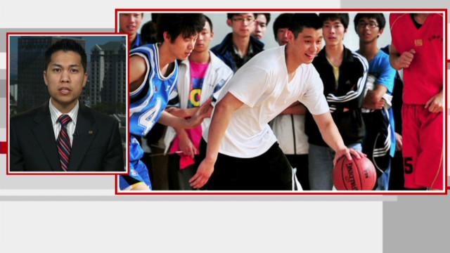 Jeremy Lin's got game, God