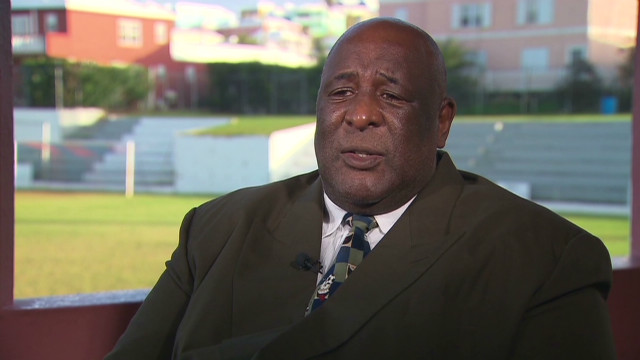 Football pioneer looks at racist abuse