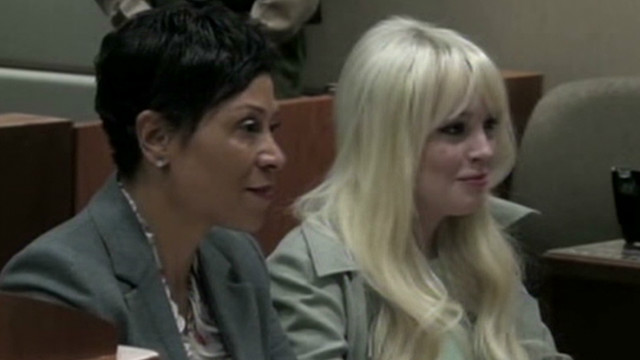 Judge to Lohan: This is the home stretch