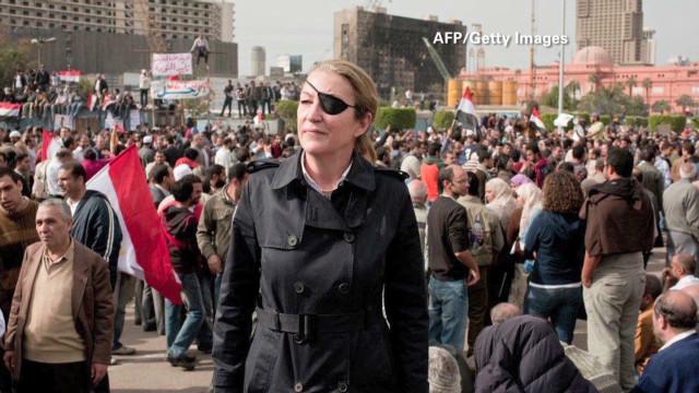 Mom remembers slain journalist's spirit