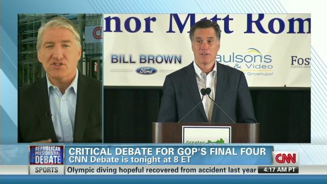 What's at stake at tonight's GOP debate?